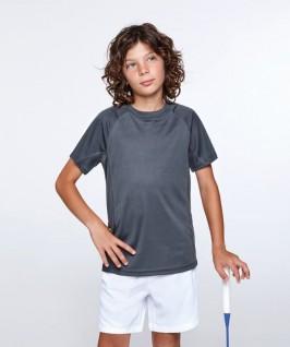 Camiseta Técnica Manga Corta Niños Montecarlo de Roly