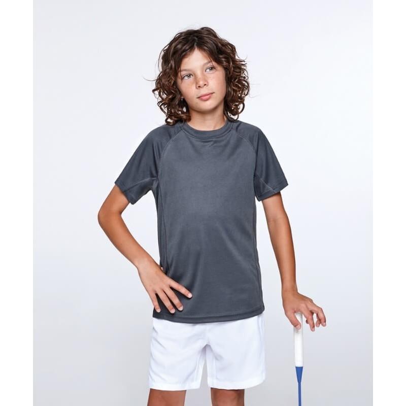 50ccfcd76 Camiseta Técnica Manga Corta Niños Montecarlo de Roly