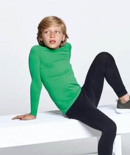 Camiseta técnica de color verde hierba