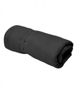 Toalla de color negro
