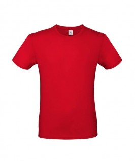 Camiseta rojo oscuro