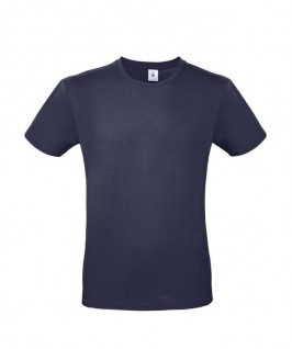 Camiseta negro desgastado