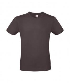 Camiseta marrón oscuro