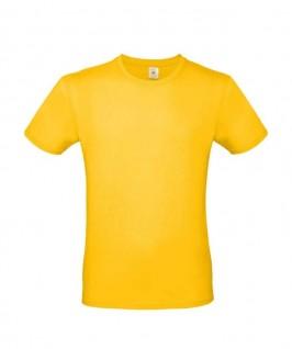 Camiseta amarilla oro