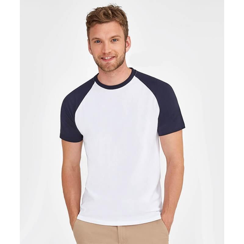 Camiseta baseball para hombre | Funky de Sol's | C&M