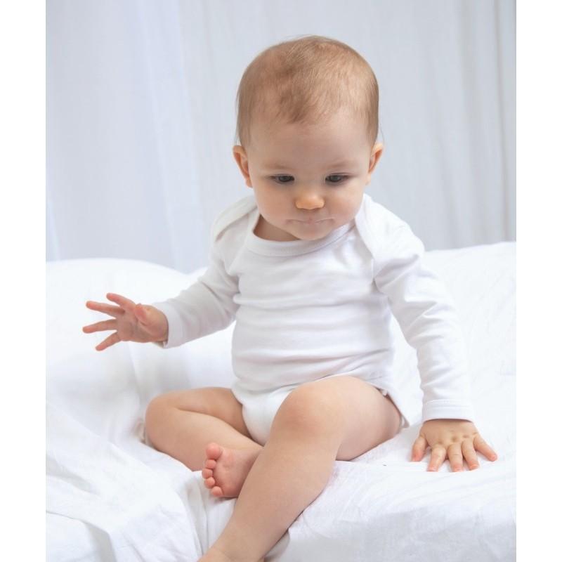 fbf68c72f body básico manga larga orgánico bebé de babybugz en la sección ropa ...