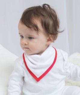 Babero Bandana Reversible de Babybugz