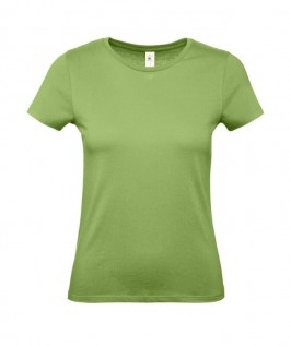 Camiseta verde pistacho