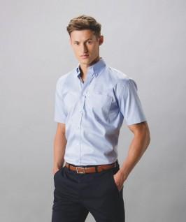Camisa Manga Corta Corporate Hombre de Kustom Kit
