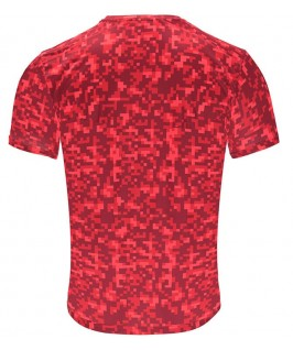 Camiseta rojo