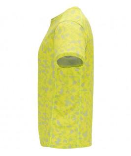 Camiseta amarillo fluorescente
