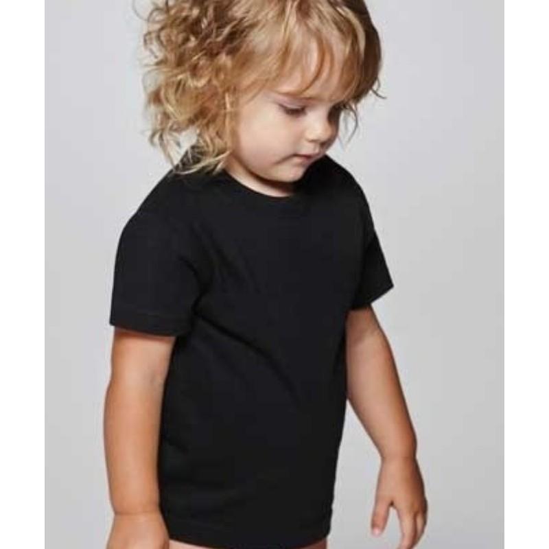 Camiseta Manga Corta Baby de Roly