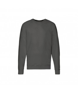 Sudadera ligera gris oscuro