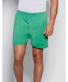Pantalón corto verde
