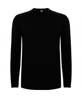 Camiseta Manga Larga negra