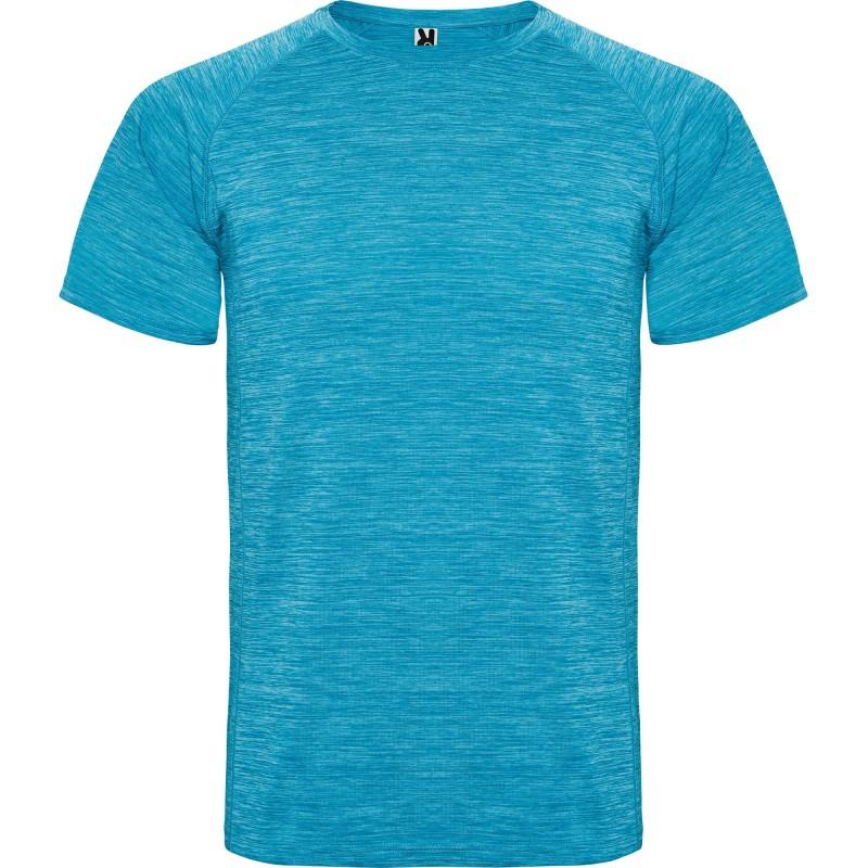 Camiseta deportiva técnica Austin de Roly  Turquesa