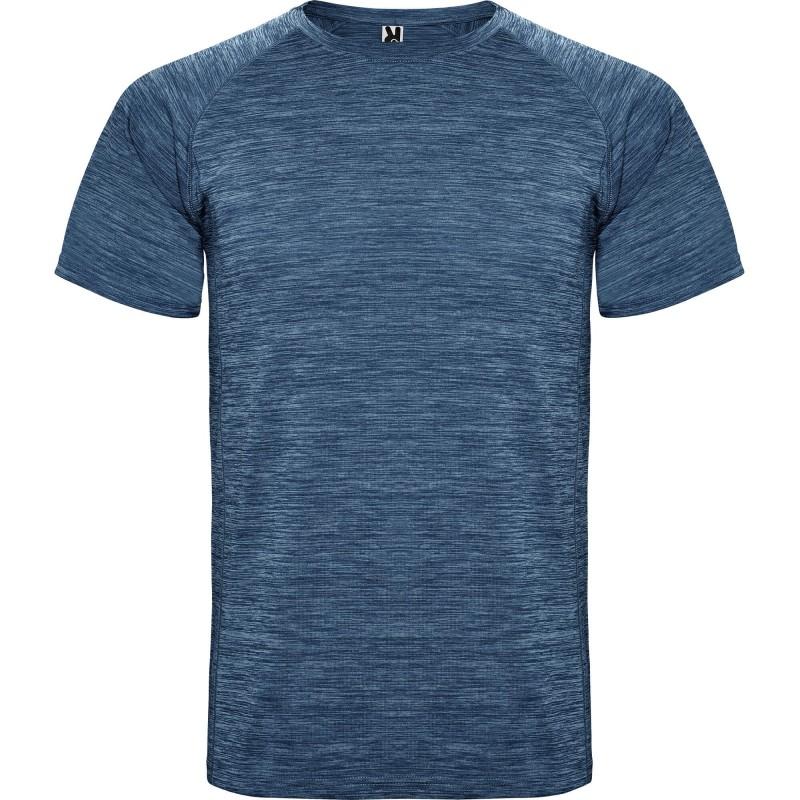 Camiseta deportiva técnica Austin de Roly azul marino