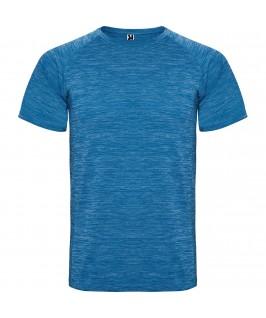 Camiseta deportiva técnica Austin de Roly  Azul royal