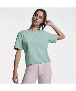 Camiseta corta Dominica mint