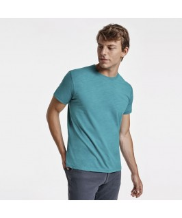 Camiseta tejido vigoré verde esmeralda