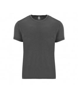 Camiseta tejido vigoré gris oscuro
