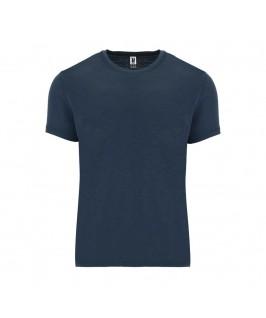 Camiseta tejido vigoré azul marino