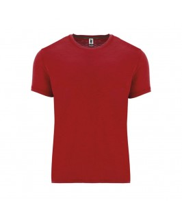 Camiseta tejido vigoré rojo