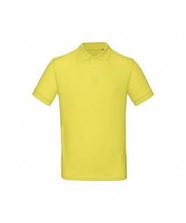 Polo orgánico amarillo