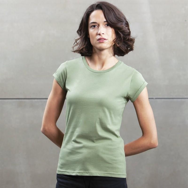 Camiseta Verde aceituna