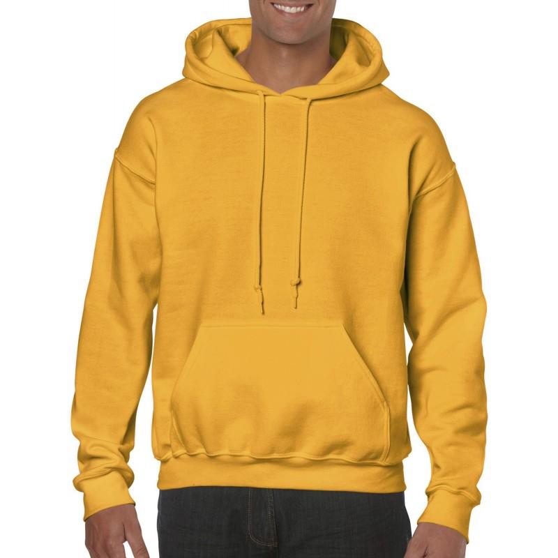 Sudadera amarillo oro