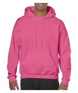 Sudadera rosa fluorescente