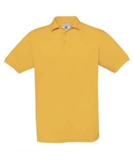 Polo amarillo oro