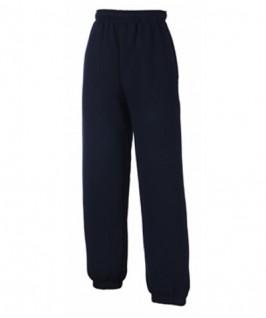 Pantalón azul marino oscuro