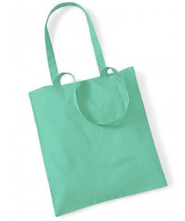 Bolsa verde pastel