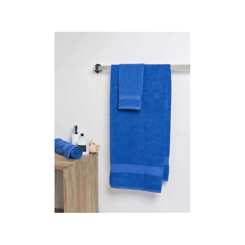 Toallas azul eléctrico