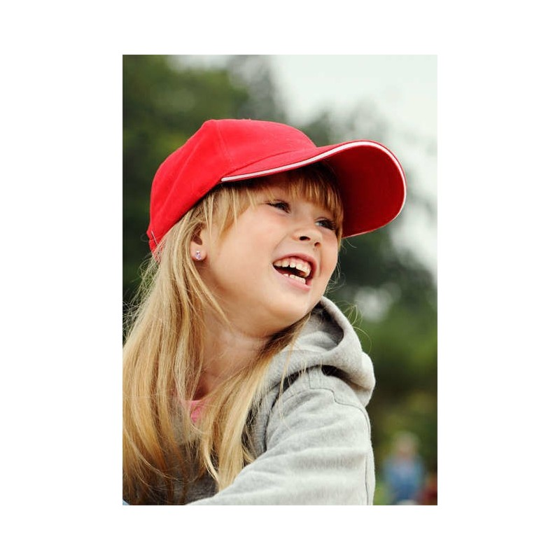 Gorra roja