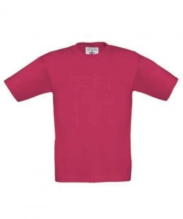 Camiseta frambuesa