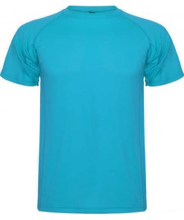 Camiseta turquesa