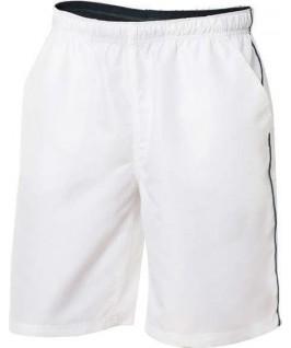 Pantalones cortos blanco con azul marino