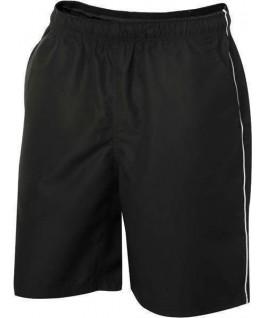 Pantalones cortos negro con blanco