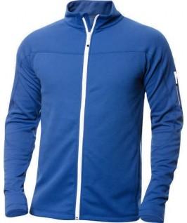 Chaqueta sport azul eléctrico