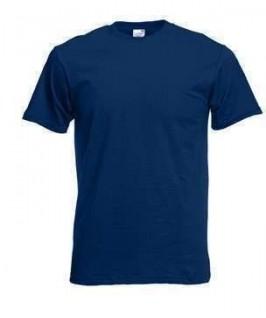 camiseta azul marino