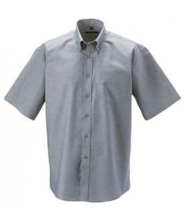 Camisa manga corta gris