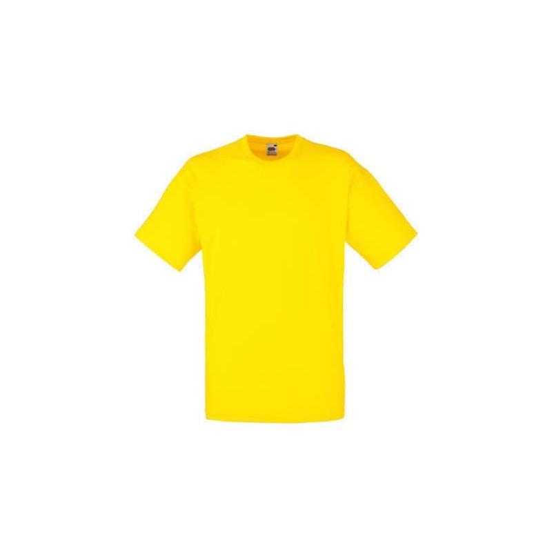 Camiseta amarillo