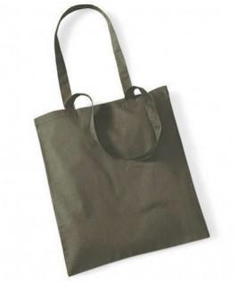 Bolsa verde aceituna