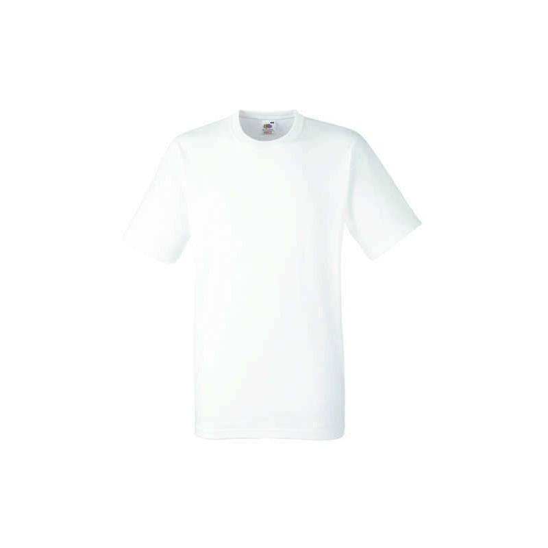 Camiseta Heavy blanca