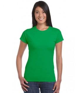Camiseta verde hierba