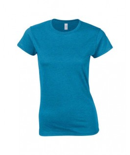 Camiseta turquesa oscuro