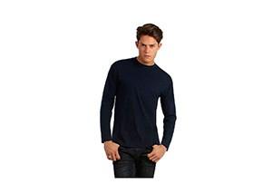 camiseta básica hombre 5fcf82ae0d0